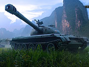 World of Tanks - Char russe 121