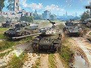 World of Tanks - Chars Berlin's five