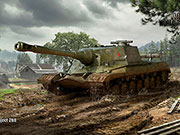 World of Tanks - Char russe Object 268