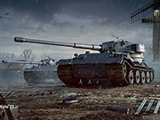World of Tanks - Char allemand PzKpfw VII