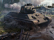 World of Tanks - Char russe T-34